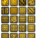 Golden Fresco layer styles