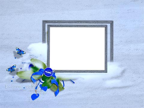 If a raindrop photo frame