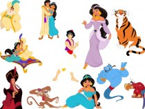 Characters of Aladdin