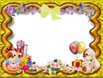 All the smiles birthday photo frame