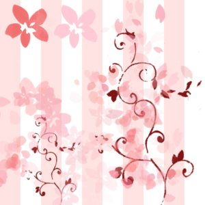 Sakura brushes for Photoshop