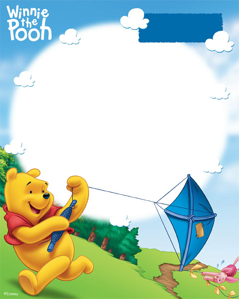 winnie the pooh photo frame - Winnie The Pooh Picture Frame