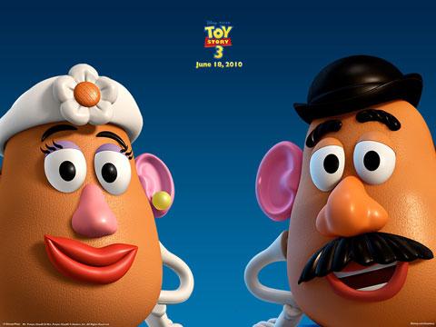 Mr.&Mrs. Potato Head