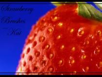 Strawberry brushes