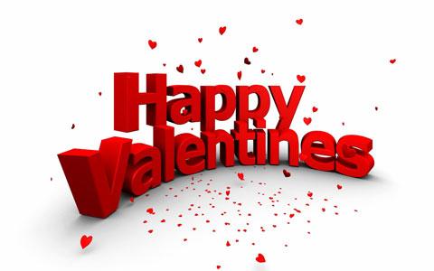 Happy Valentines wallpaper