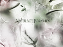 Ghost abstract brushes