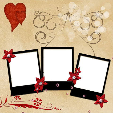 Handcraft photo frame
