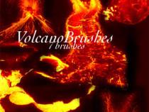 Volcano brushes