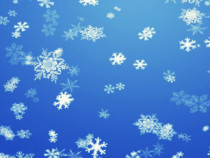Snowflake brushes for Photoshop