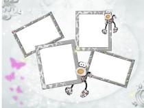 Wonderful memories kids photo frame